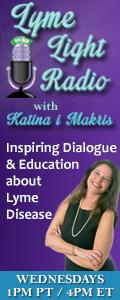 Lyme Light Radio with Katina Makris