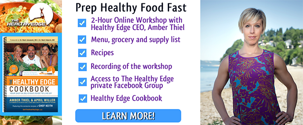 Amber Thiel - The Healthy Edge