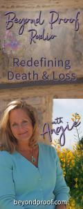 Beyond Proof Radio with Angie Corbett-Kuiper: Redefining Death and Loss