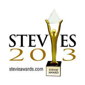 Dr. Pat Baccili & Team Awarded Two Stevie Awards 2013