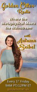 Golden Otter®  Radio with Autumn Seibel: Where the Metaphysical Meets the Mainstream