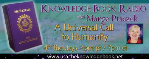 Knowledge Book Radio with Marge Ptaszek: Encore: Omega Talks Continued