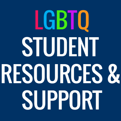 LGBTQ Student Resources and Support