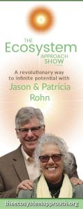 Living Lighter Radio with Jason & Patricia: An Ecosystem Approach to Your Life!: Self-Knowledge part 3 - the most important aspect of your life!