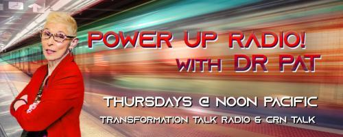 Power Up Radio with Dr. Pat: Unleashed, Unshaken, Unstoppable: Study: 47% of Americans Say U.S. Moral Values Not Good and Getting Worse with Dr. Frieda Birnbaum
