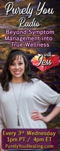 Purely You Radio with Jess: Beyond Symptom Management into True Wellness: Heart Flow Healing