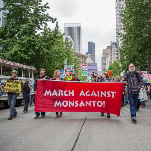 Seattle March Against Monsanto 2016: Feeding The World Without GMOs!
