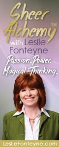 Sheer Alchemy! with Host Leslie Fonteyne
