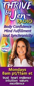 THRIVE by Jen™ Radio: Body Confidence ~ Mind Fulfillment ~ Soul Synchronicity: Joy in Suffering!!!!