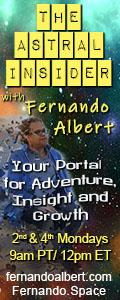 The Astral Insider Show with Fernando Albert - Your Portal for Adventure, Insight, and Growth: Those little bumps on the astral road. Let's address them!