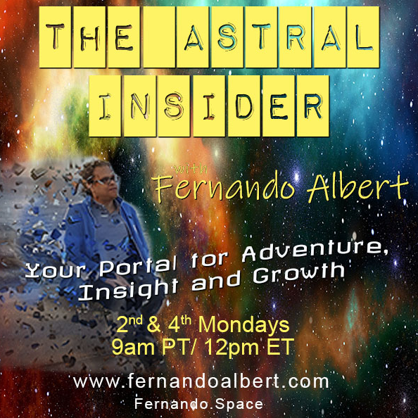 The Astral Insider Show with Fernando Albert