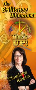 The Brilliance Ultimatum with Claudette Rowley: Time\'s UP: Your Money\'s Just Not That Into You with Jeff Redondo
