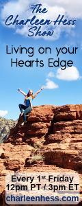 The Charleen Hess Show: Living on your Heart's Edge