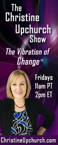 """The Christine Upchurch Show: GUIDED: Her """"Spirit Guide Angels"""" Were Her Best Friends and Life Coaches with Author Linda Deir"""