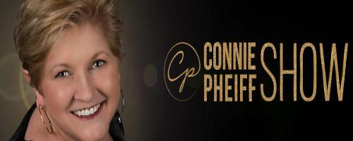 The Connie Pheiff Show: Personal and Professional Excellence: Learn from Toastmasters First Vice President, Lark Doley and District Director Angie Ne