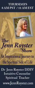 The Jenn Royster Show: Angel Messages for June 2020