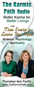 The Karmic Path Radio with Tina and Laura : The Mystifying Power of Premonitions