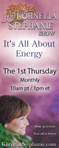 The Kornelia Stephanie Show: It's All About Energy