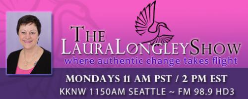 The Laura Longley Show: Blue Heron Wisdom Radio with Laura Longley - I Love My Job with Melissa Peil, Psychic and Teacher