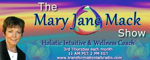 "The Mary Jane Mack Show: ""Stages of Adrenal Fatigue due to Chronic Stress ""(Good or Bad)"
