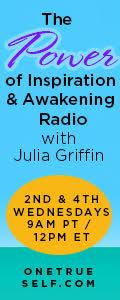 The Power of Inspiration & Awakening Radio with Julia Griffin: Master a Higher Frequency for a New State of Mind: Encore: Auras and the Quantum Field with Pamala Oslie