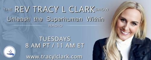 The Tracy L Clark Show: Unleash the Superhuman Within Radio: Stepping Into Your Extraordinary Self With Guest John Burgos From Beyond the Ordinary Show