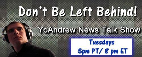 YoAndrew News Talk Show : July 2014; Monthly Headlines and Open Phone Lines